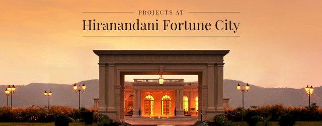 Hiranandani Fortune City - A self-sufficient township