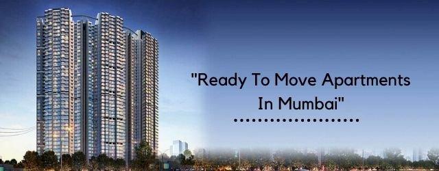 Ready To Move Apartment in Mumbai